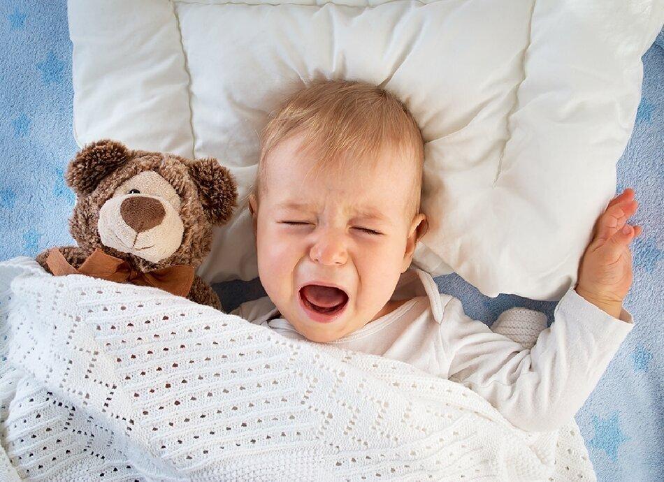 הפרעות בשינה ילדים