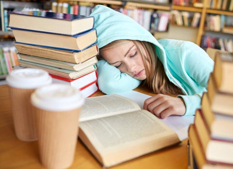 להתבגר ולהירדם