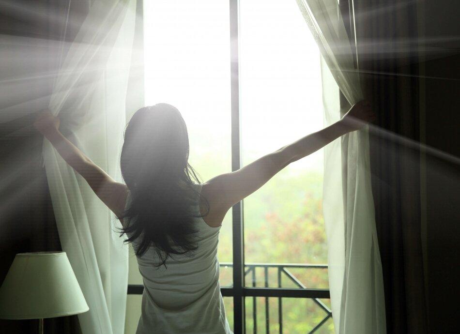 לישון טוב באווירה טובה מאמר