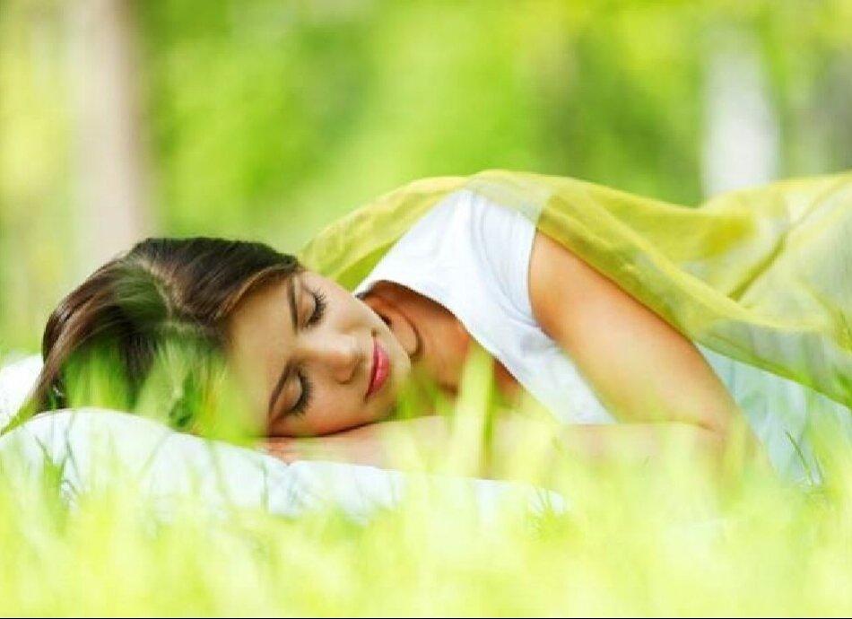 לישון טוב בטבע