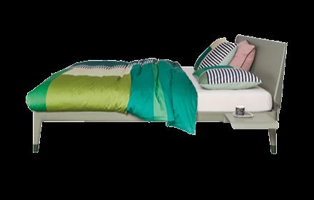 מיטה זוגית יהודית AUPING Essential