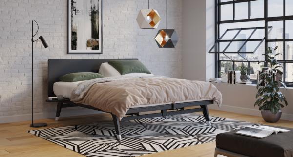 מיטה זוגית AUPING Original Straight  הולנדיה