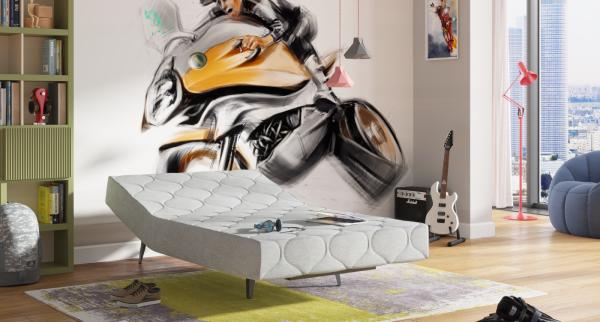 מיטת נוער הולנדיה וחצי אווירה