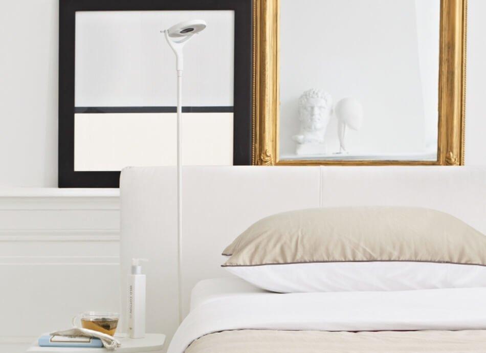מנורה למיטת אופינג
