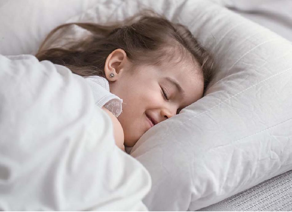 נא להירדם עם חיוך