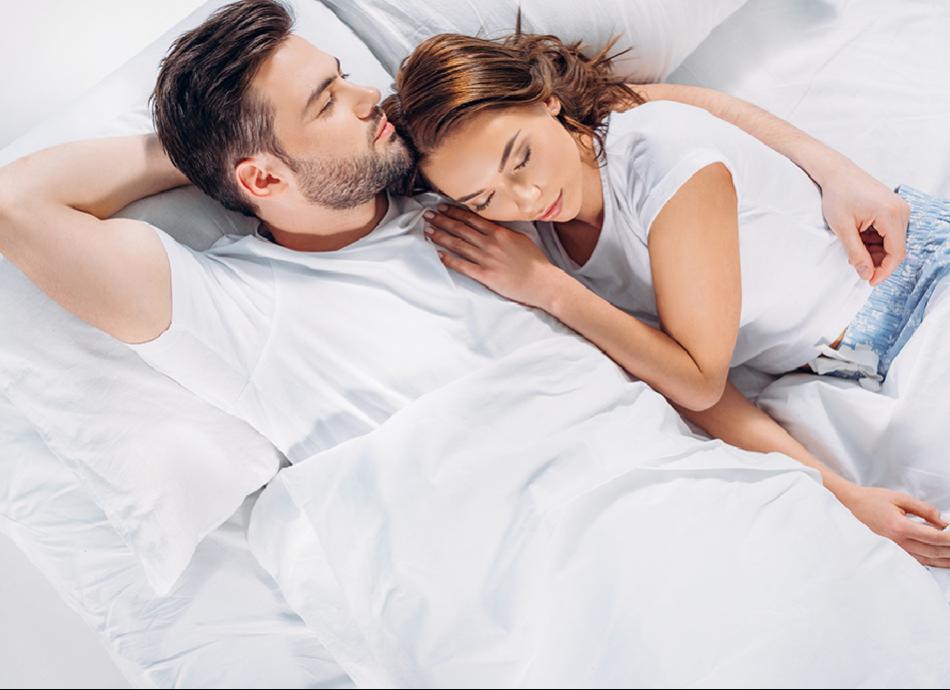 שינה בזוג או פרט