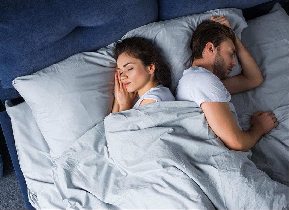 שינה בזוג או פרט הולנדיה