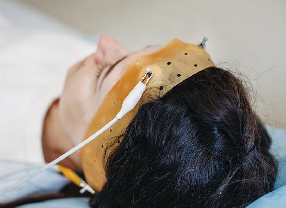 שינה בנוח לטובת המוח