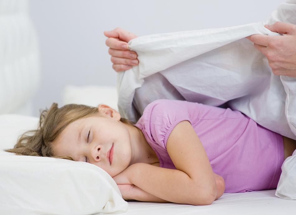 תלמדו את הילדים לישון מאמר