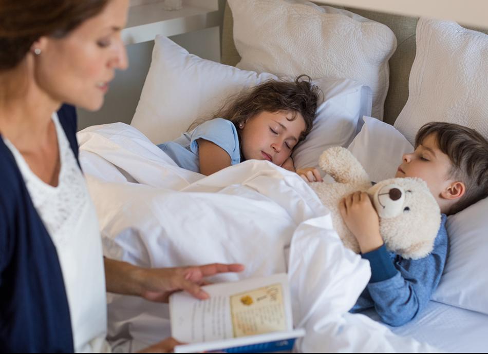 תלמדו את הילדים לישון מאמר הולנדיה