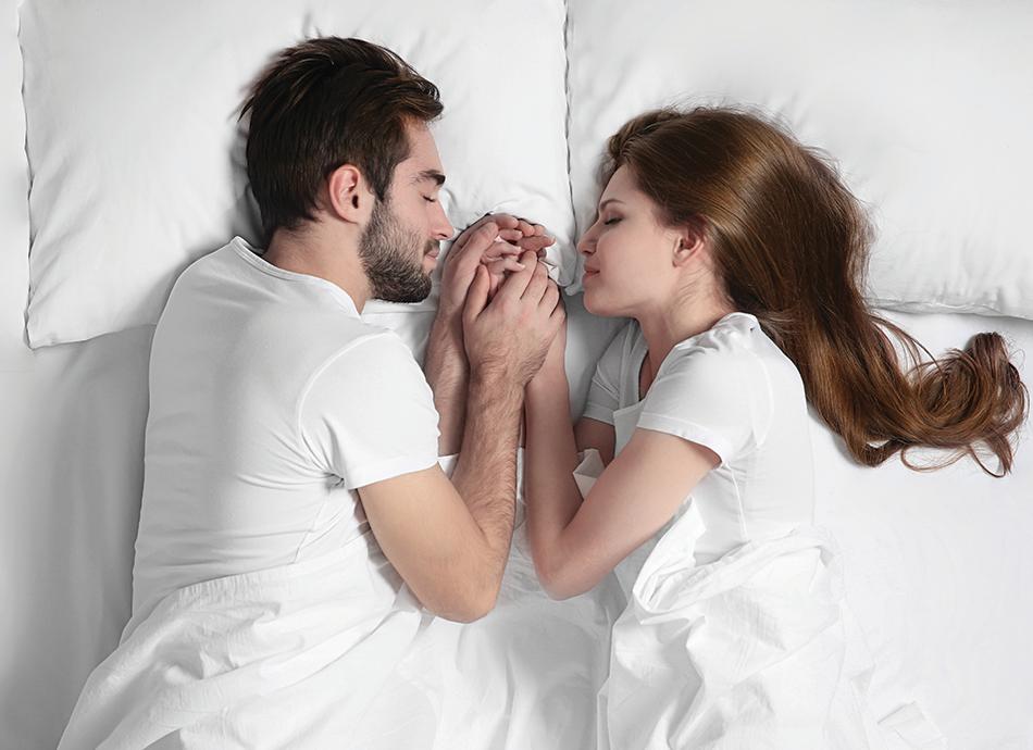 שינה בזוג או פרט מאמר