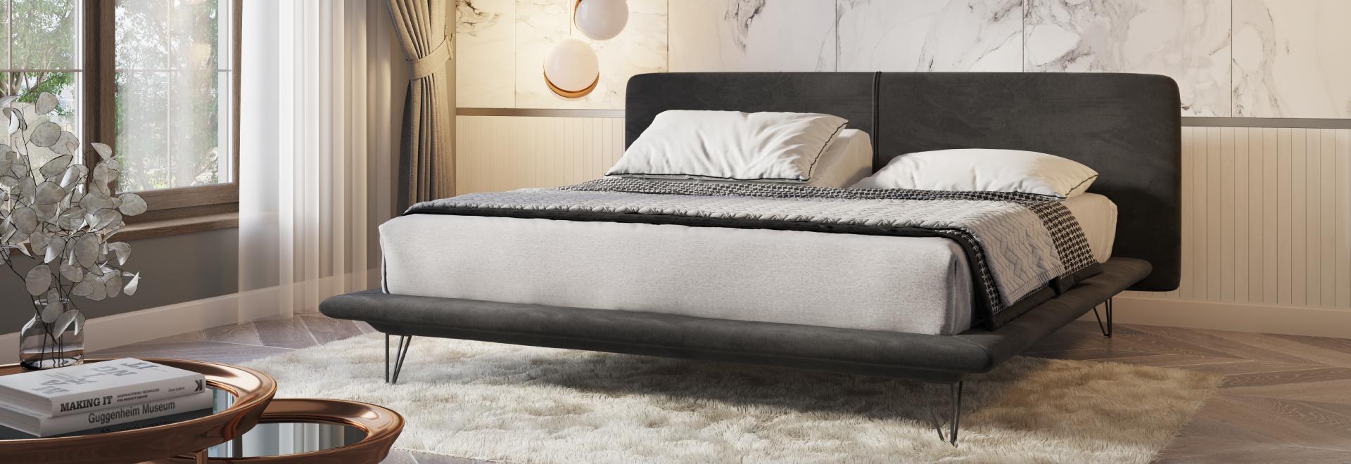 מיטה זוגית Mercury